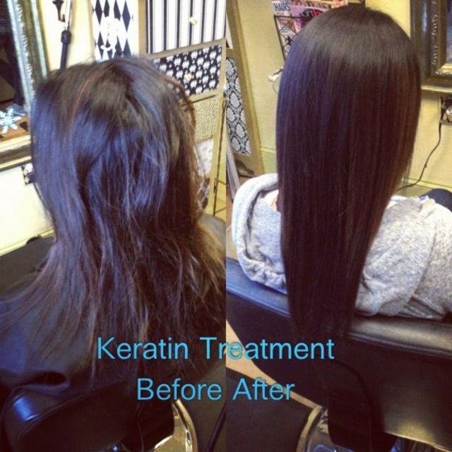 keratin complex treatment