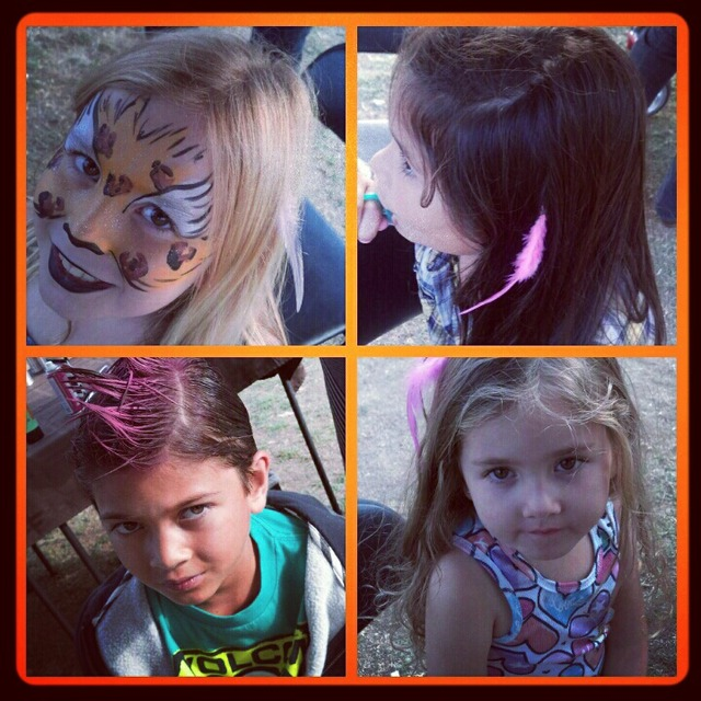 kids#color#feathers