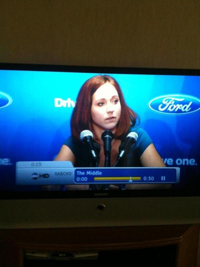 Leanne McKeown Ford Commercial