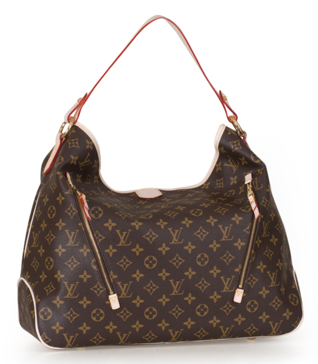 louis vuitton Monogram canvas op handles M40354