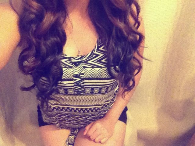 lovely curls ❤