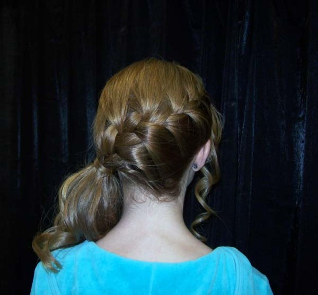 Special Event Up-do