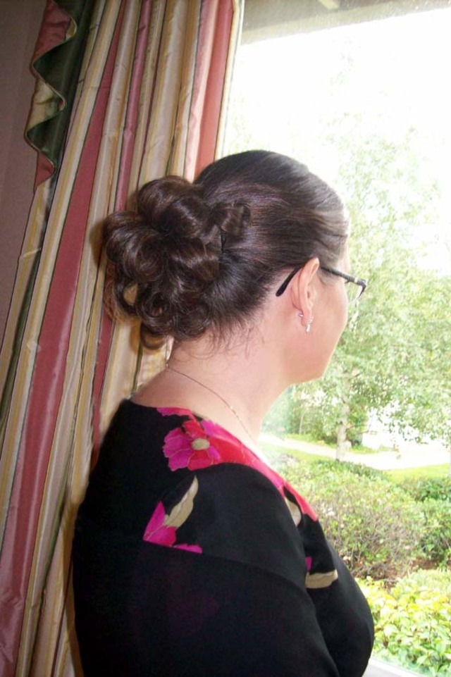 Elegant Up-do