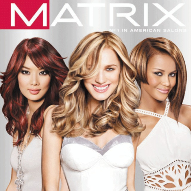matrix socolor models