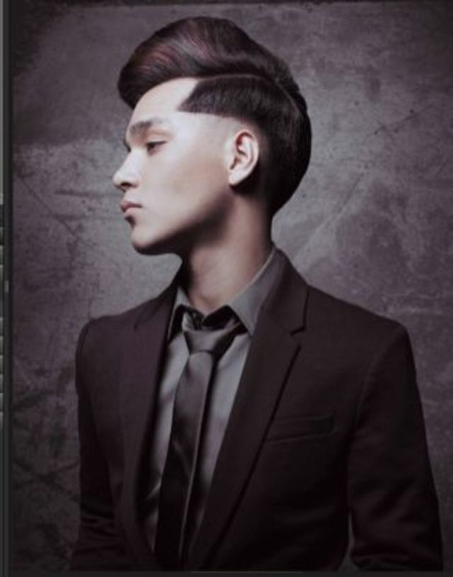 men's hairstylist of the year finalist