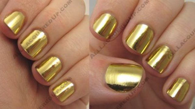 minx-nails-golden-lightening