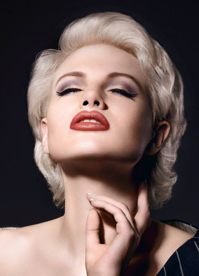 modern day Marilyn Monroe - Chloe Jasmine Whichello