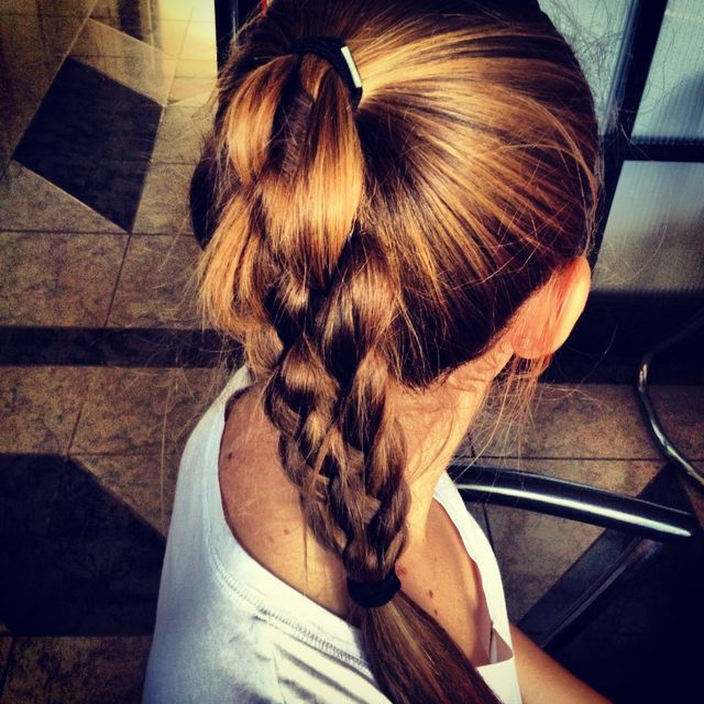 my 5 braid