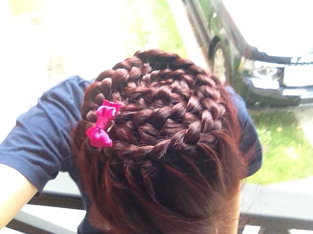 my braid :)