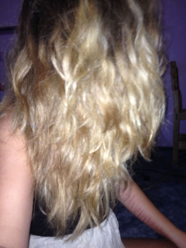 my hair natural