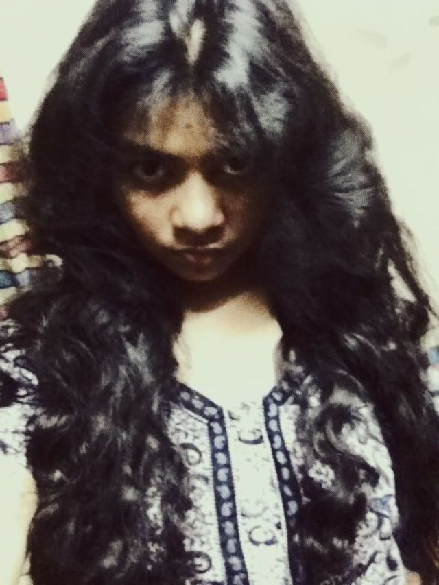 my hair,how's it?