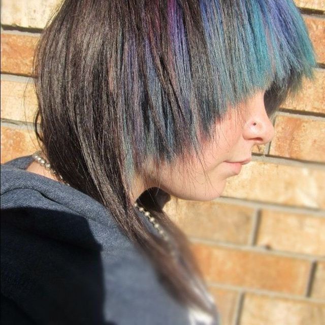 my old hair color