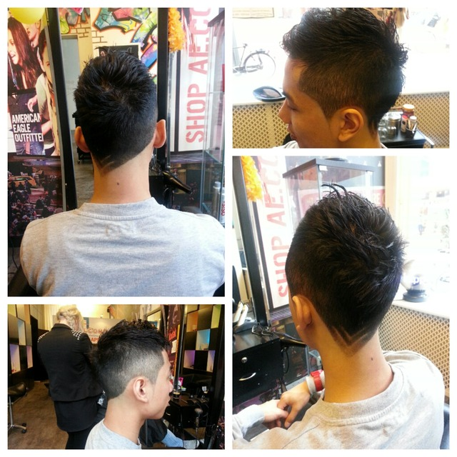 #my work#fresh hairstyle#freestyle#lines