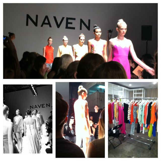 naven show