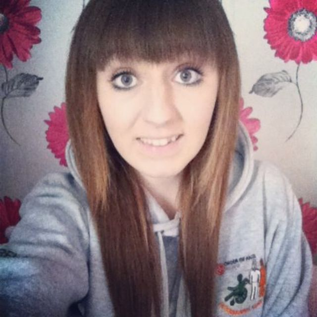 new hair for 1st year off college :D