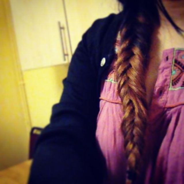 ombré fishplait