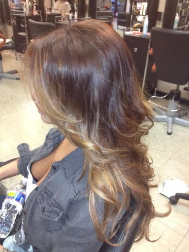 ombre & extensions