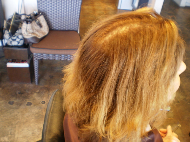 The B4 the color and highlights