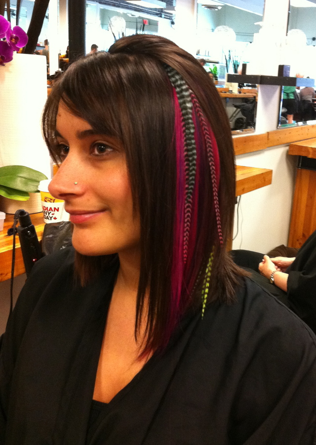 fun feathers by aleks...