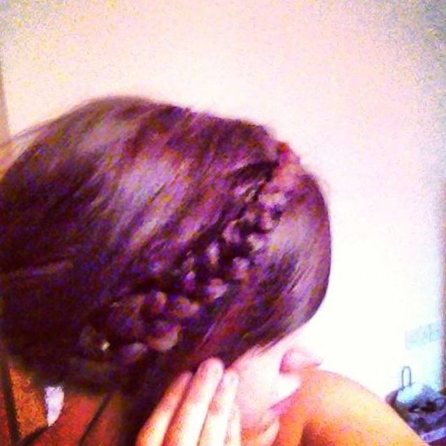 plait crown