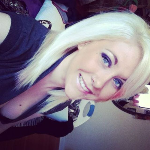 platinum blonde !