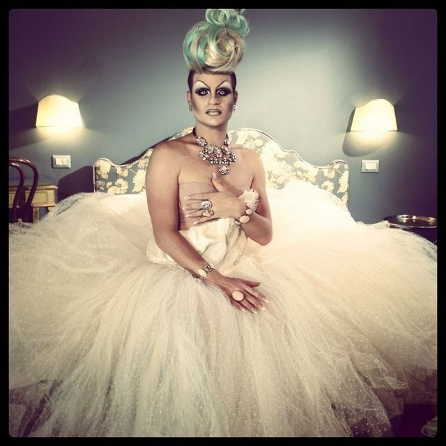 princess Dayana Drag Queen