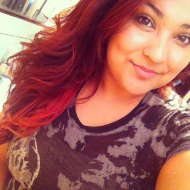 red hair for daysss