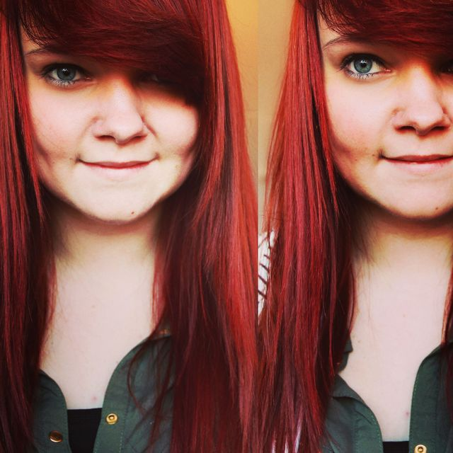 redhair dontcare