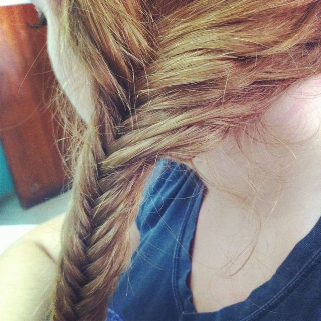 school braid