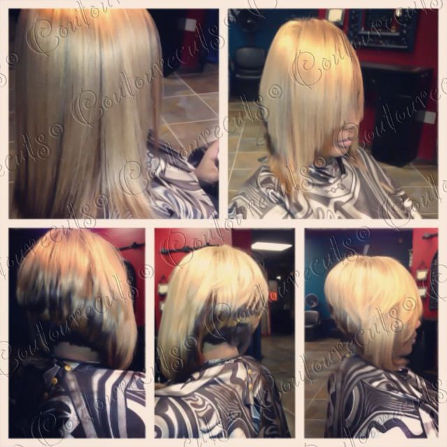 sew-in extensions