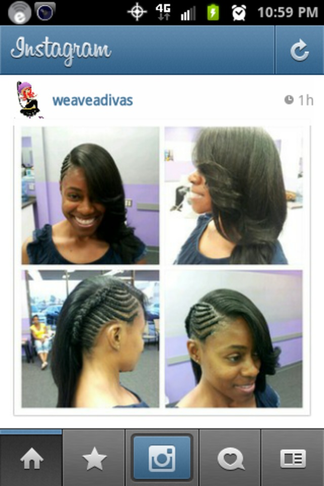 sewin weave extensions