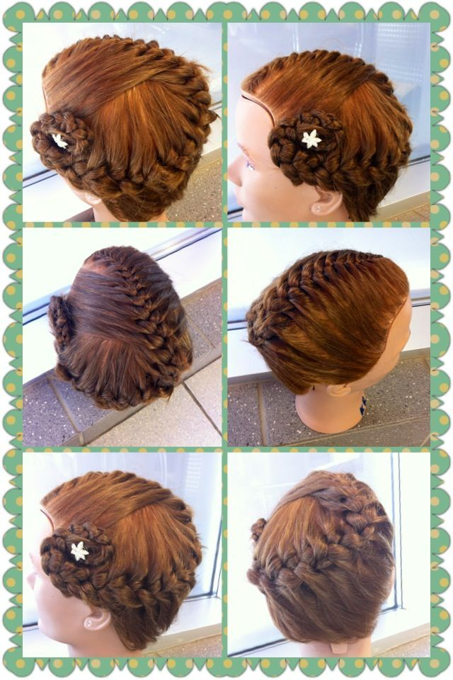 shooting star braid