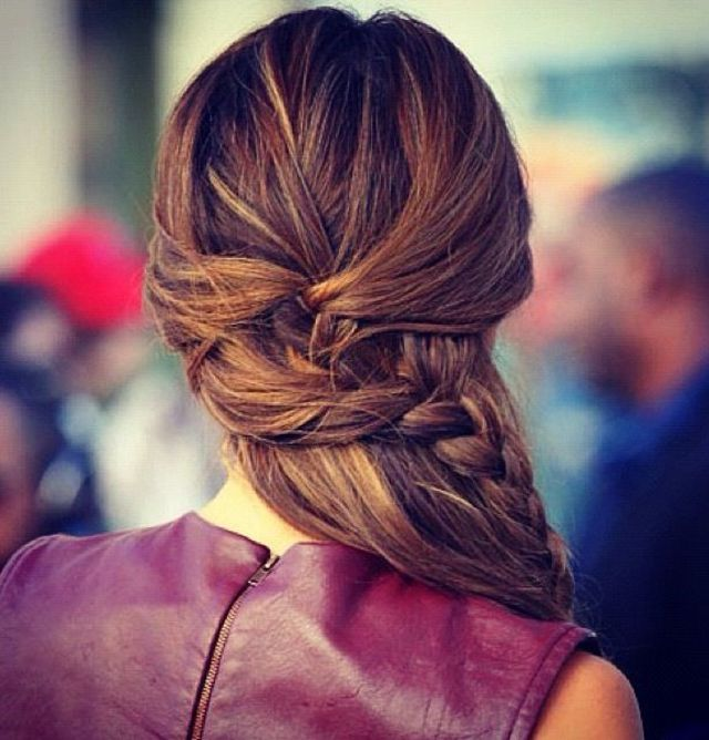 side swept braid_inspiration