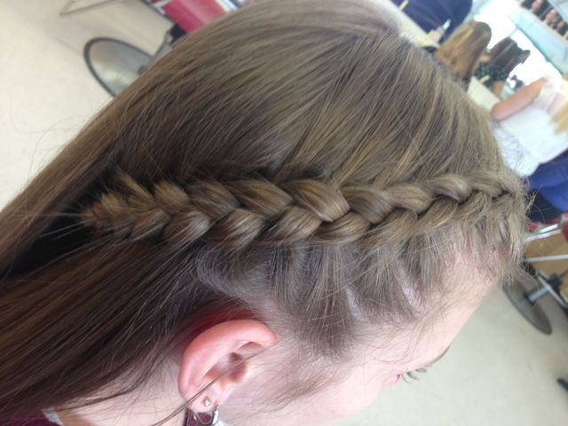 simple inverted braid