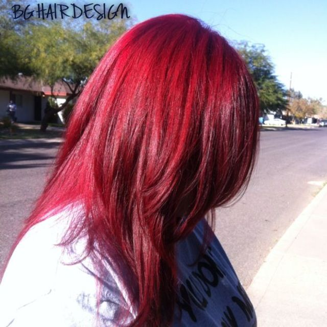 snooki red