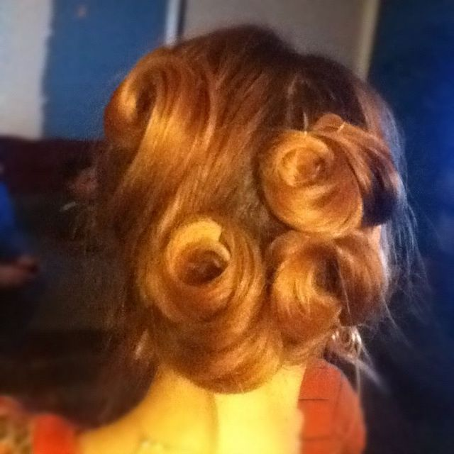 southern gal hairstyle