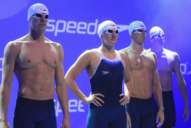 Speedo Fashion Show and Fastskin Launch