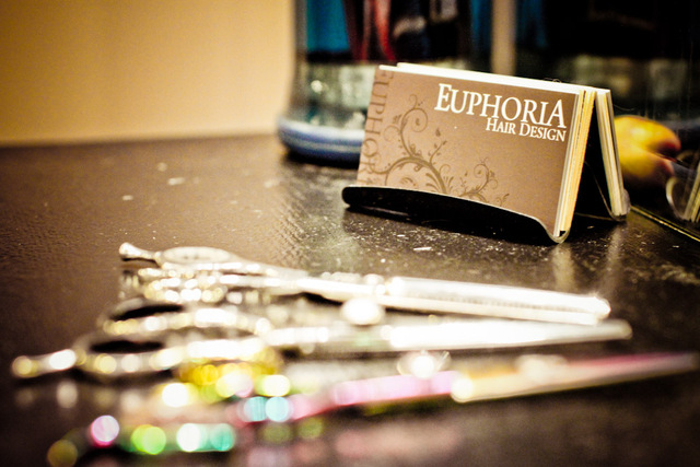 Euphoria Hair Design Salon Pix