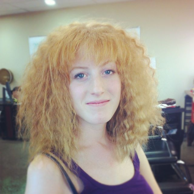 super crimped