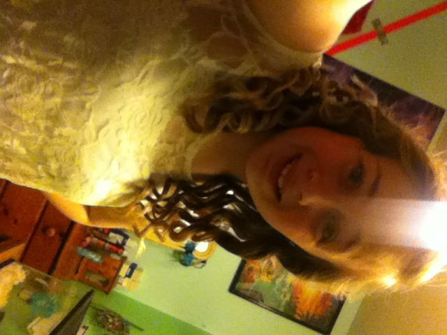 sweet and curly(: