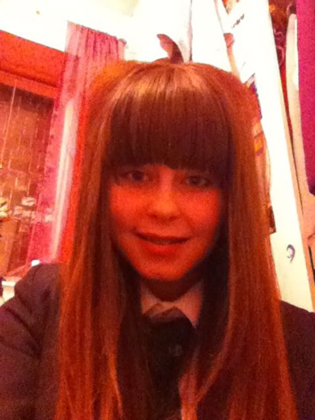 the new fringe!