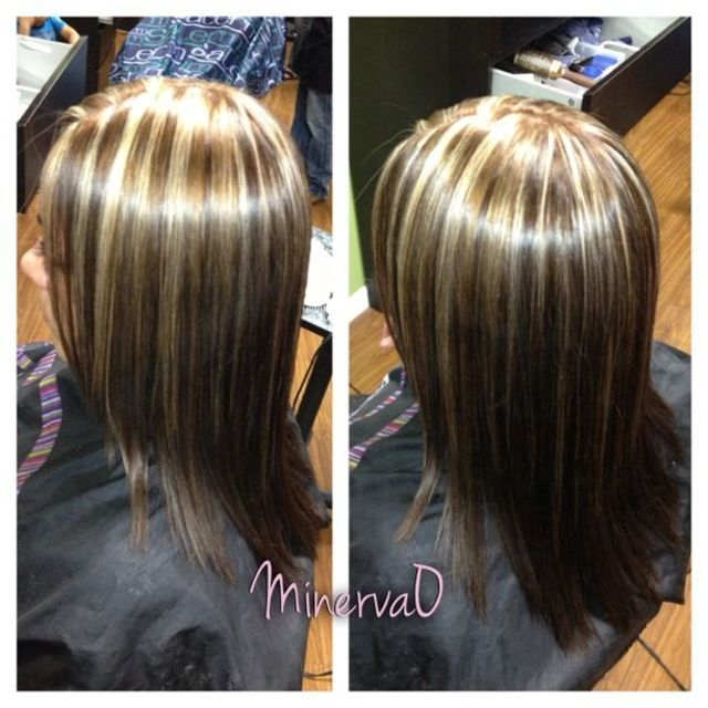 three tone color