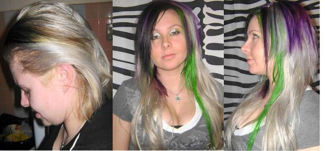 Color correction, foils, extensions