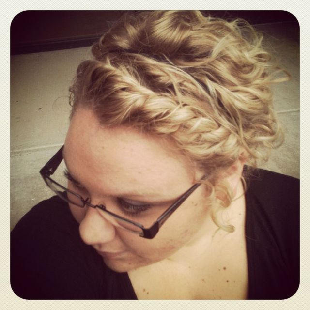 two strand braid