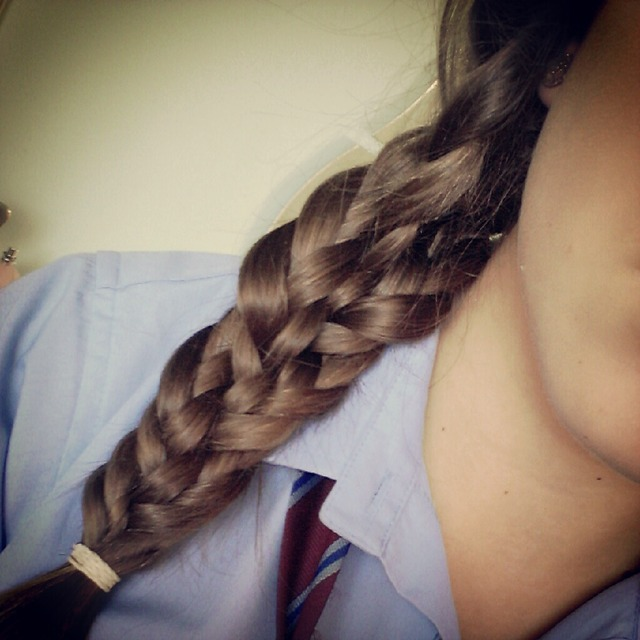 unique braid!