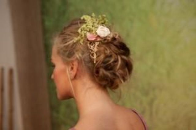 updo for aveda
