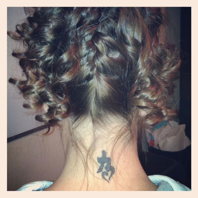 upsidedown frenchbraid