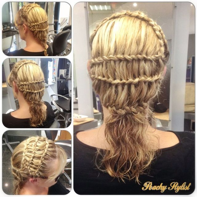 versatile ladder braid style