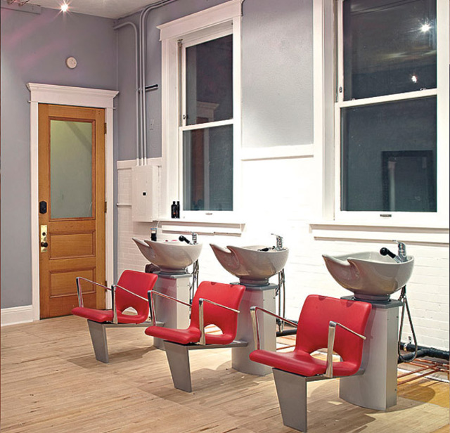 The Firehaus Salon