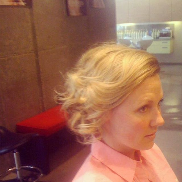 wedding hair!!